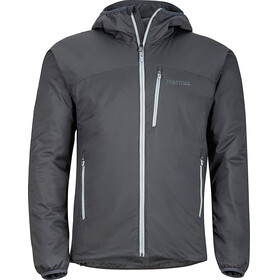 Marmot Novus Insulated Hoody Men Slate Grey